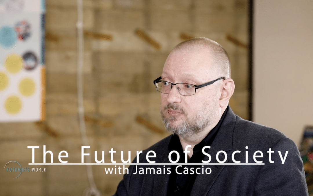 Future of Society with Jamais Cascio