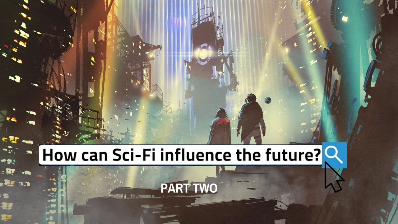Futurists World sci fi 2