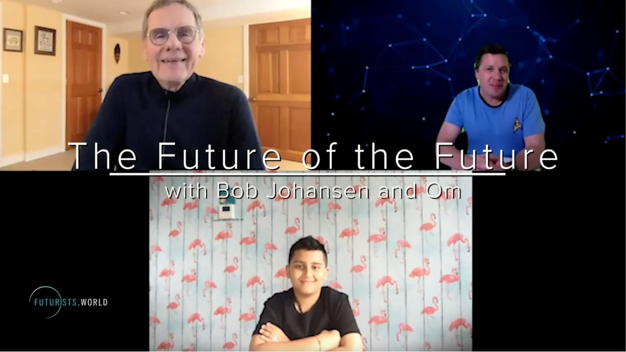 The Future of The Future with Bob and Om The Future of The Future YT thumb